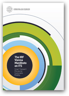 IRF Vienna Manifesto on ITS